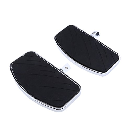Baoblaze 2pcs Black Front Rider Foot Pedals for Honda for sale  Delivered anywhere in Canada