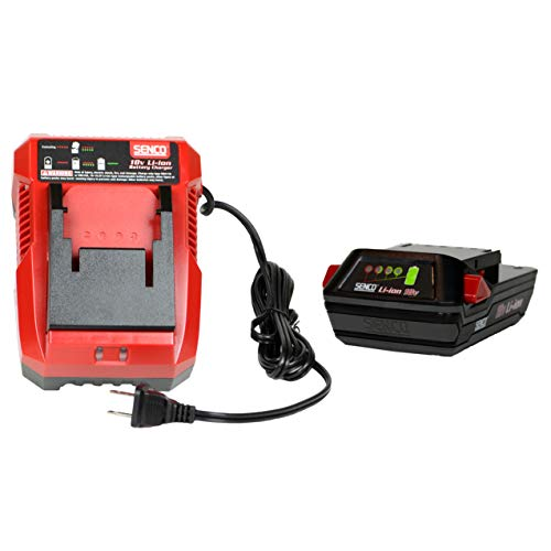 Senco VB0155 18V Battery & VB0156 18V Battery Charger