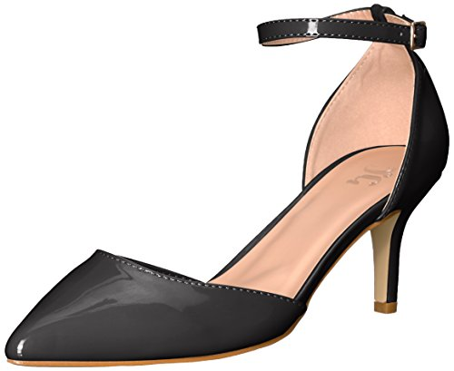 Women's Mike Co p Black Pump Brinley ZOqR61wn