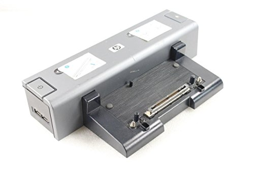 HP Hewlett Packard Compaq EN488AA Laptop Docking Station Replicator REV 2.02 for HP Compaq Business Notebook 6510b, 6515b; 6710b, 6715b; 6910p; 8510p, 8710p; Nc4200, nc4400; Nc6120, Nc6220, Nc6230, Nc6320, Nc6400; Nc8230, Nc8430; Nx6120, Nx6125, Nx6325, Nx6330; Nx7400, Nx8220 Nx9420; HP Compaq Mobile Workstation, 8510w, 8710w; Nw8240, Nw8440, Nw9440; HP Compaq Tablet PC Tc4200, Tc4400, 6720t - HSTNN-IX01 - AC Adapter NOT included (Hp 6515b Business Notebook)