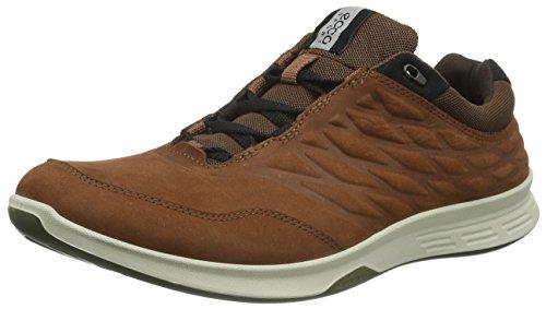 Ecco - ECCO EXCEED, Zapatillas De Deporte Para Exterior Hombre Marrón (MAHOGANY02195)