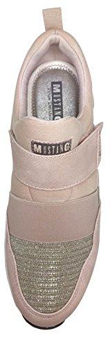 Mustang Para Rosa Material Rosa Sintético Zapatillas Mujer b de rxgqvar