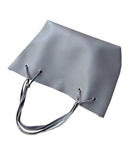 COCO Size mujer para Grau Bolso One hombro clothing al 2 Sintético de 0xvzr0qwY