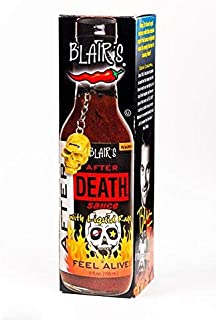 product image for After Death Sauce with Liquid Rage and Skull Key Chain