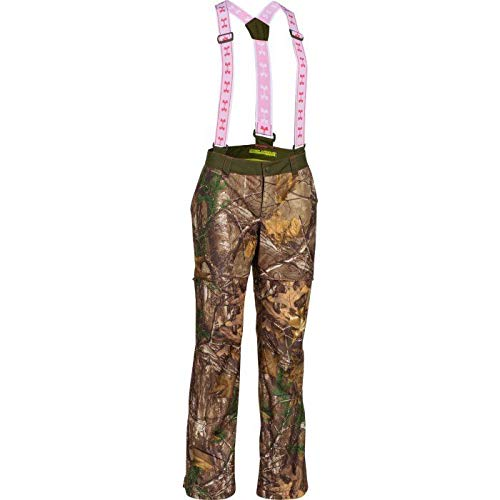 Under Armour Women's Scent Control ColdGear Infrared Gunpowder Pant (Realtree Xtra) 1247076-946 - 2XL