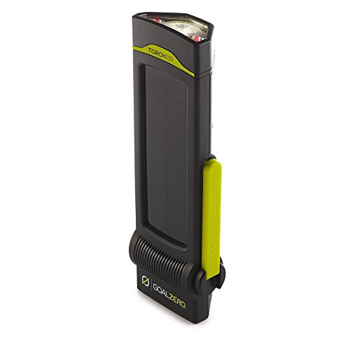 Goal Zero Torch 250 Flashlight with Integrated Solar Panel by Goal Zero (Image #4)