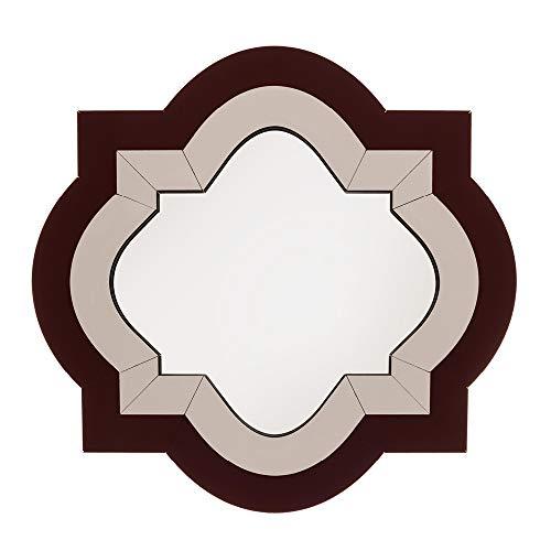 Quadro Espelho Decorativo Veneziano Sala Quarto 3891