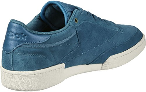 Chaussures Mss Club 85 Turquoise Reebok C P1xSSn