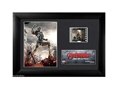 Film Cell Genuine 35mm Framed & Matted Marvel's Avengers Age of Ultron USFC6244