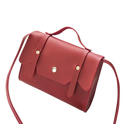 Porter Pour Sac Dsstyles Red Femme À L'épaule dwAwrqI5