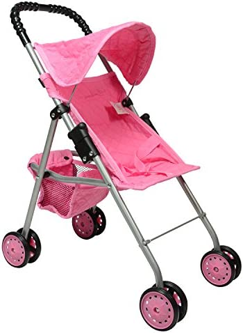 First Doll Stroller Kids Quilted product image