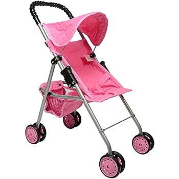 Amazon.com: globeagle Baby Trolley Toys Dolls Buggy Stroller ...