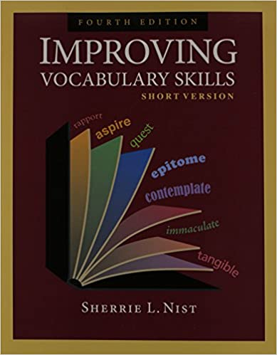Amazon improving vocabulary skills short version improving vocabulary skills short version 4th edition fandeluxe Gallery