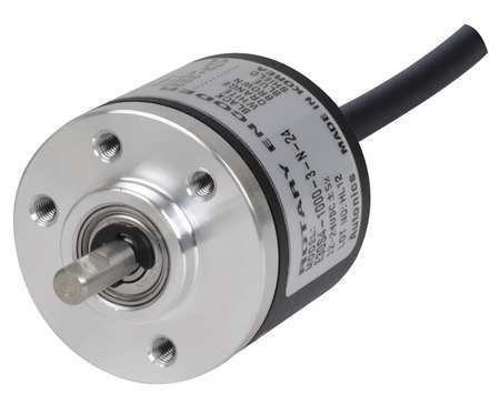 Encoder, Shaft, Totem Pole, Dia 4mm, 360 PPR
