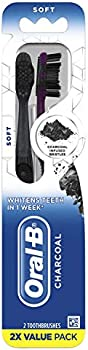 2-Count Oral-b Charcoal Whitening Therapy Toothbrush