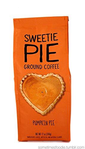 Sweetie Pie Ground Coffee Pumpkin Pie (12oz) (Sweetie Pie Coffee compare prices)