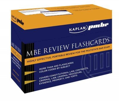 Mbe Review Flash Cards - MBE Review Flashcards: Highly Effective, Portable Review for the Multistate Bar Exam MBE Review Fla