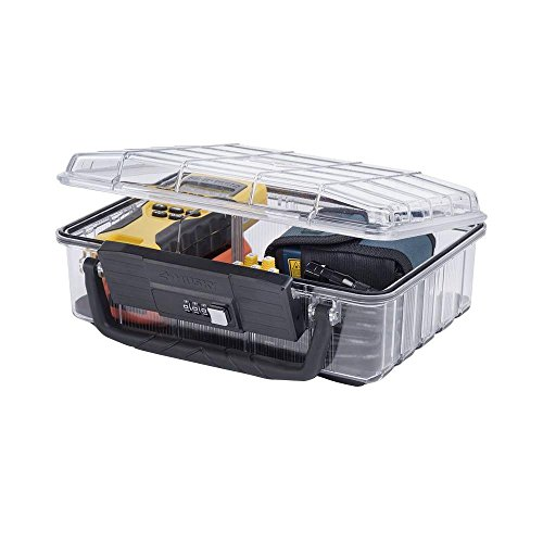 5 Compartment Polycarbonate Storage Organizer Handle