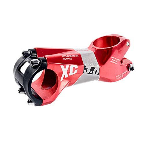 Bike Stems Mountain Bike Stem 28.6 31.8 80mm Aluminum Bike Stem Short Handlebar Stem Riser Ultra-light MTB BMX DH FR For Most Bicycle, Road Bike, Mountain Bike, Cycling Handlebar Accessories Bicycle H