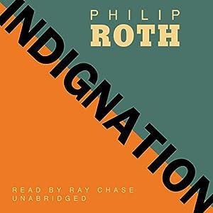 Indignation Audiobook