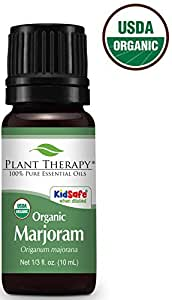Marjoram Organic Essential Oil 10 ml