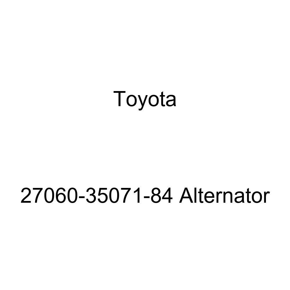 Toyota 27060-35071-84 Alternator
