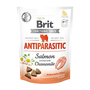 Brit Functional Care – Snack antiparásito (10 x 150 g)