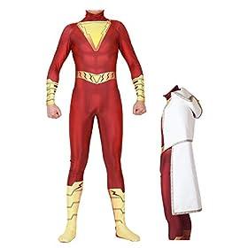- 41kPgdMCUzL - Fasuit Cosplay Zentai Jumpsuit Bodysuit Spandex Halloween Costumes 3D Style Adult Kids