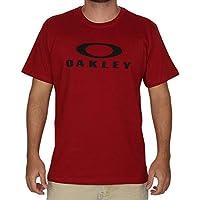 Camiseta Estampada Oakley Tee - Vermelho