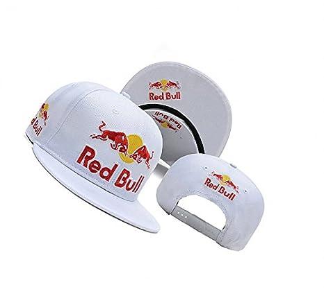 MUSE Red Bull Classic Logo Paragraph Hip Hop Gorra de béisbol Cap ...