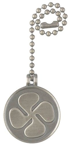 Westinghouse Lighting 7722400 Westinghouse Fan Pull Chain with Antique Brass Finish