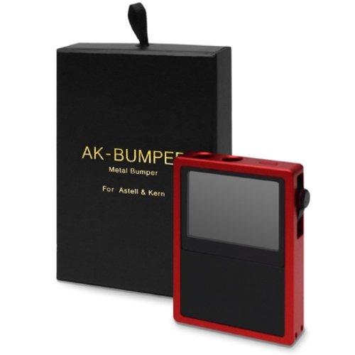 ASTELL & KERN AK-Bumper - Metal Bumper Case AK120 (Red)