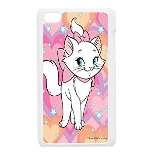 iPod Touch 4 Phone Case White AristoCats ZDC423733