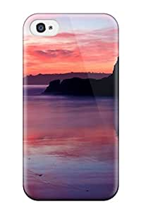 Iphone 4/4s Case Cover Coastline Case Eco Friendly Packaging