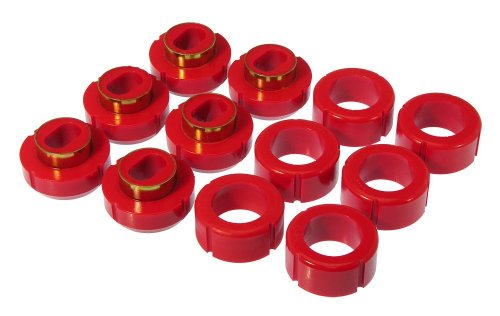 Prothane 7-108 Red Body and Standard Cab Mount Bushing Kit - 12 - Kit Suspension Standard