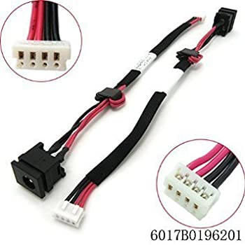 41kPiv iTLL._SL500_AC_SS350_ amazon com new ac dc power jack plug socket cable harness for cable harness at aneh.co