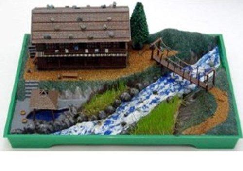 마이크로 에이스 1/150 산의 온천 숙소