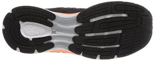 Woman Mujer Zapatillas running Negro Glide Naranja de adidas 7 Supernova Cwgq0tAC