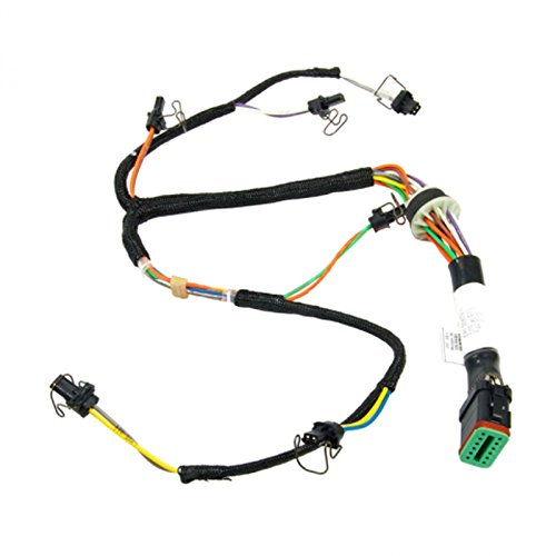 SINOCMP 2225917 Wiring Harness Assembly for Caterpillar Cat C7 Excavator Aftermarket Parts, 3 Month Warranty
