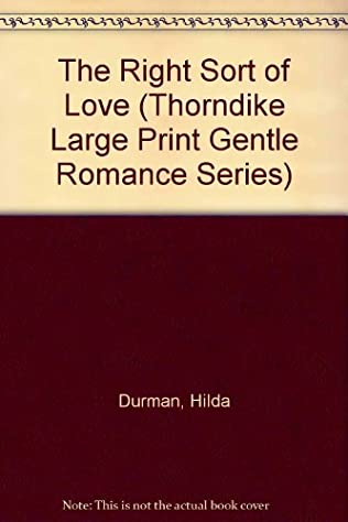 book cover of The Right Sort of Love