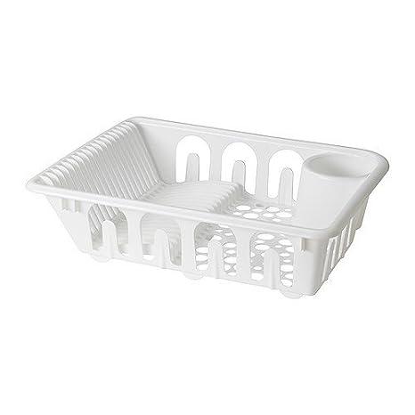 Ikea Flundra Dish Drainer White By Ikea Amazon It Casa E Cucina