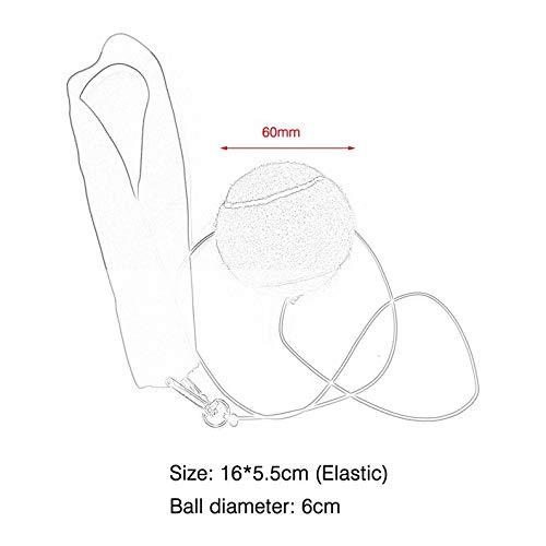 deYukiko Eubi E302 Elasticity Head Band Wearing Boxing Ball Training Quick Punching