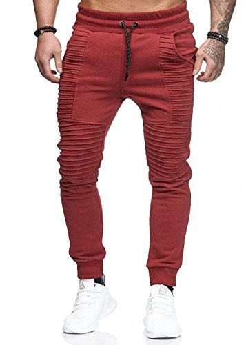 Cabin -  Pantaloni sportivi  - Uomo Rot