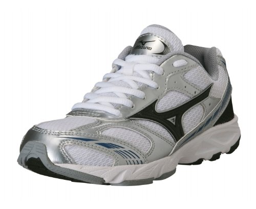 De Course Chaussure Pied Mizuno Crusader à White Junior AqUpt6wt