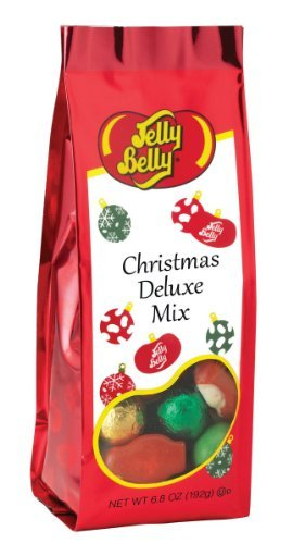 Christmas Jelly Candies (Jelly Belly Christmas Deluxe Mix)