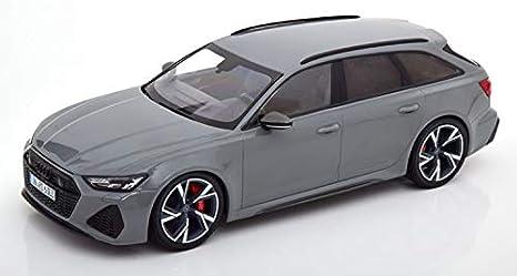 DEC 2020 Audi RS 6 Avant C7 2016 Car 1:64 XCARTOYS Camouflage gray