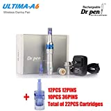 Best Dermapens - Professional Electric Auto Derma Pen Dr.Pen Ultima A6 Review