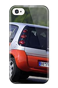 Defender Case With Nice Appearance (smart Forfour 21) For Iphone 4/4s