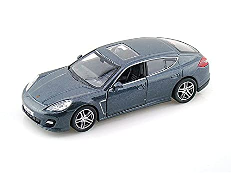 Porsche Panamera Turbo 1/36 Grey