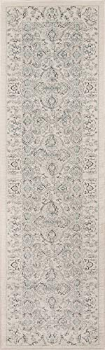 (Momeni Rugs ZIEGLZE-02IVY2376 Ziegler Collection, Traditional Area Rug, 2'3